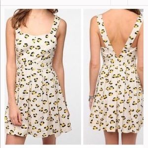 Urban outfitters  Leopard dress