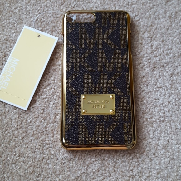 76 off michael kors accessories michael kors iphone 7. Black Bedroom Furniture Sets. Home Design Ideas