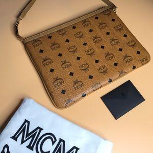 MCM Handbags - 💯 MCM bag , shoulder bag