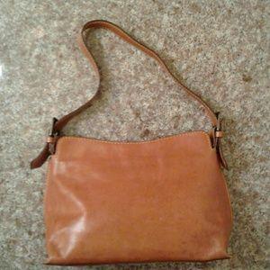 Francesco Biasia Handbags - Francesco Biasia Leather Tote Bag