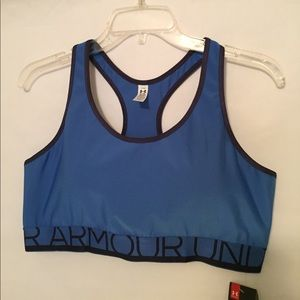 Under Armour Other - 🆕 Under Armour royal blue sports bra