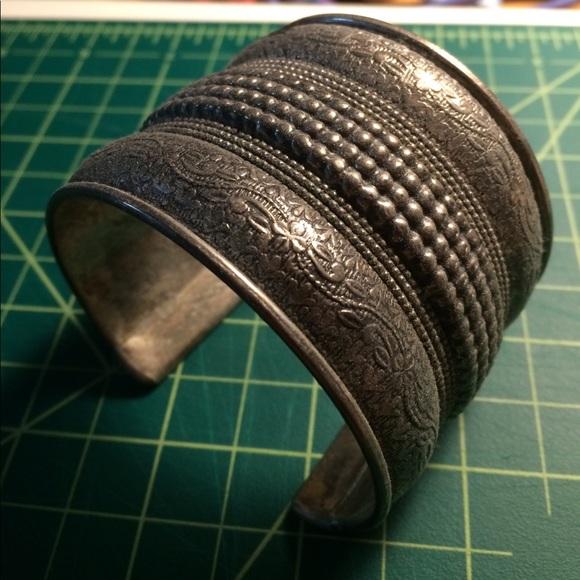 Jewelry - Silver Wrist Cuff