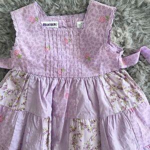 Blueberi Boulevard Other - 🆕 Lavender Patchwork Dress
