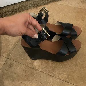 KORS Michael Kors Shoes - Michael Kors Wedge