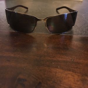 1af328e1557 D G Accessories - D G sunglasses brown with gold trim