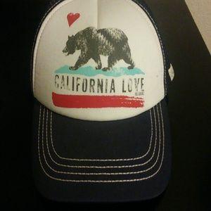 Calufornia Love Trucker hat