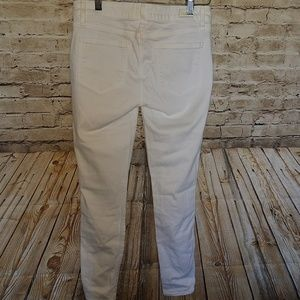 Paige Verdugo Ultra Skinny White Jeans size 29