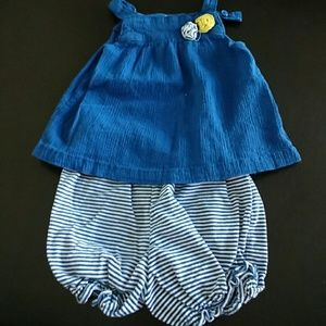 just one you by Carter's Matching Sets - Infant outfit