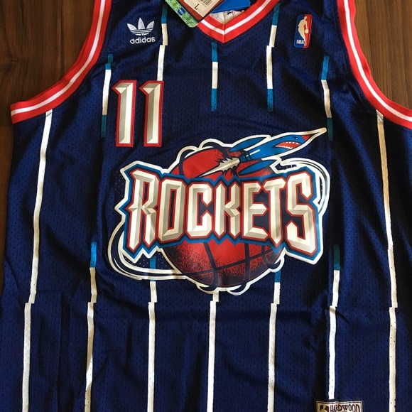 huge selection of f5d0f 979ad yao ming rockets jersey