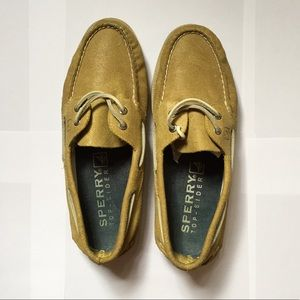 Sperry Top-Sider Other - Lime Green Sperrys