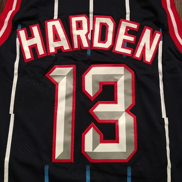 new style b468b be0d4 💥SALE💥Throwback James Harden Rockets Jersey NBA NWT