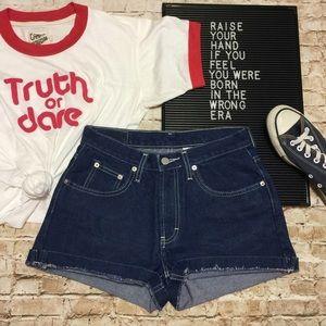 Jordache Pants - Jordache Vintage High Waist Shorts