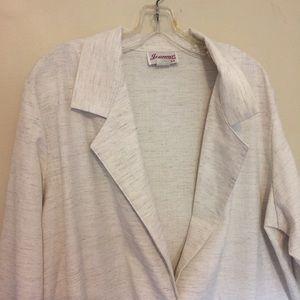 Joanna Jackets & Blazers - Linen Jacket
