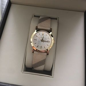Burberry Accessories - Authentic Burberry watches.
