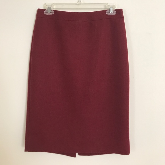 74 j crew dresses skirts j crew wool lined no 2