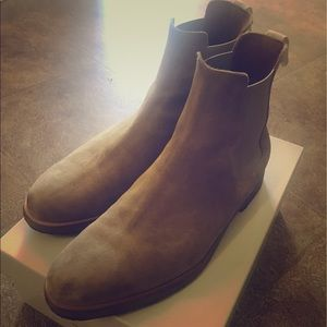 Common Projects Other - Common Projects Chelsea Suede boots