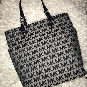 Michael Kors Handbags - 💫One day Sale NWT Michael Kors Jet set in Navy