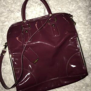 Ivanka Trump Handbags - Ivanka Trump Patent bag