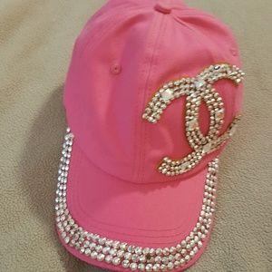 NEW, PINK Baseball Cap
