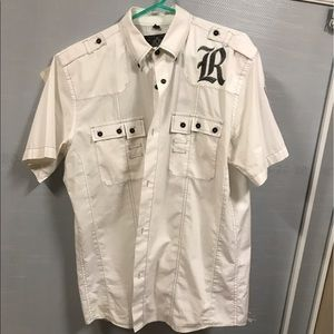 Roar Other - Roar button down shirt