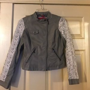 Collection B Other - Faux Leather Jacket