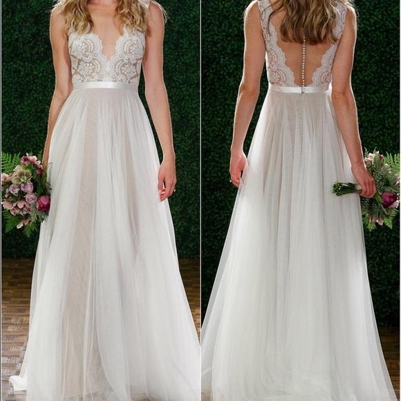 Watters Wedding Dresses: 47% Off Watters Dresses & Skirts