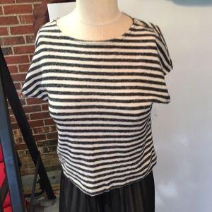Alice & Olivia Tops - Striped Shirt by  Alice & Olivia Stacy Benoet.NWOT