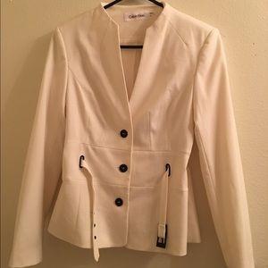 Calvin Klein Collection Jackets & Blazers - Calvin Klein womans blazer