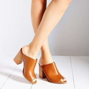 Urban Outfitters Shoes - •UO• Silence+Noise Sloane Heel Mule