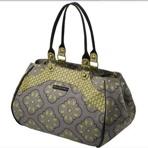 Petunia Pickle Bottom Handbags - Petunia Pickle Bottom Wistful Weekender
