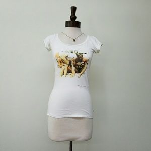 Maison Scotch Tops - Maison Scotch Tee
