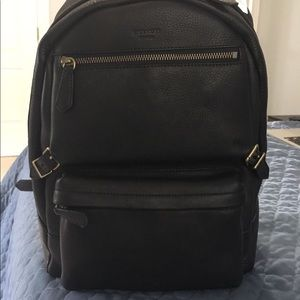 Other - Men's or unisex Coach Leather backpack NWT
