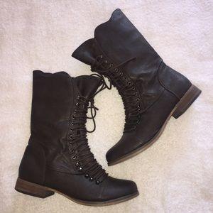 Breckelles Shoes - Breckelle's Dark Brown Boots ❣️