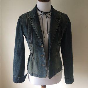 Levi's Jackets & Blazers - Levi's Jean Blazer Style Jacket