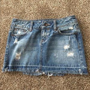 Bullhead Dresses & Skirts - Jean Skirt
