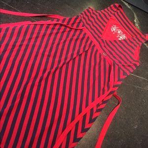 Element striped sun dress