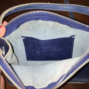Shinola Handbags - Shinola Crossbody Bag