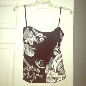 Embroidered Tube Top from WHBM