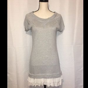 Romeo & Juliet Couture Dresses & Skirts - NEW Romeo + Juliet Couture T-shirt dress w/Lace M