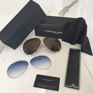 Porsche Design Accessories - Porsche Design Titanium Sunglasses