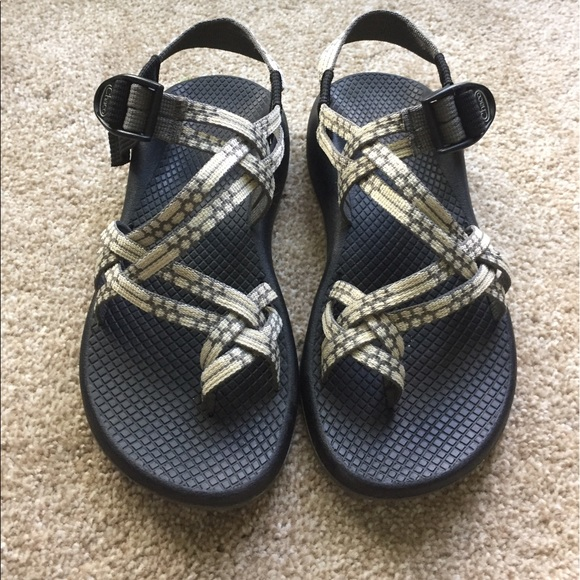 1c2d837a8101 Chaco Shoes - Chaco Sandals 7 double toe strap moonbeam