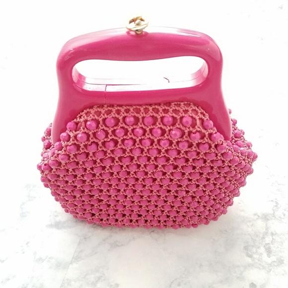Delill Handbags - 💗Vintage Delill Beaded Handbag 💗