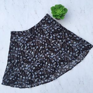 Urban Outfitters Dresses & Skirts - Kimchi Blue Wrap Mini Skirt Size Small Floral