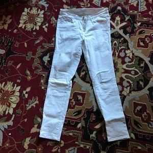 Frame Denim Denim - Frame denim le skinny white jeans 30