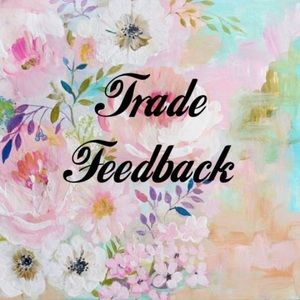 Other - My trading Feedback 💗
