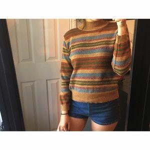 Liz Claiborne Sweaters - Vintage Petite 70's sweater