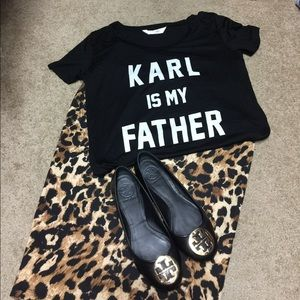 Tops - Karl is my Father tee