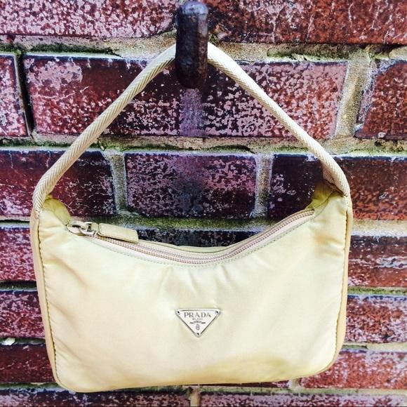 c35d1963fd2344 PRADA Tessuto Sport Camel Handbag. M_59486cc42de512b7b800a184