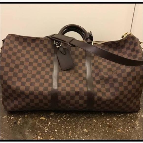 2e7527facdcd Louis Vuitton Handbags - Louis Vuitton Damier 55 (No Low balling or Trade)