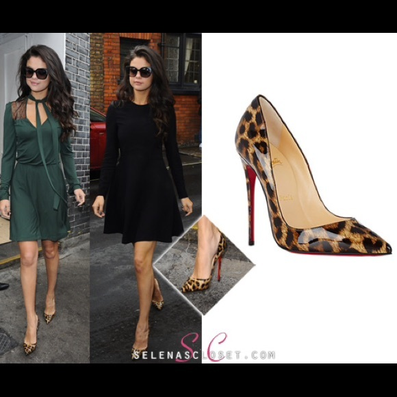 bf3bc7817f6d Christian Louboutin Shoes - So Kate Leopardino 50S pumps 👠